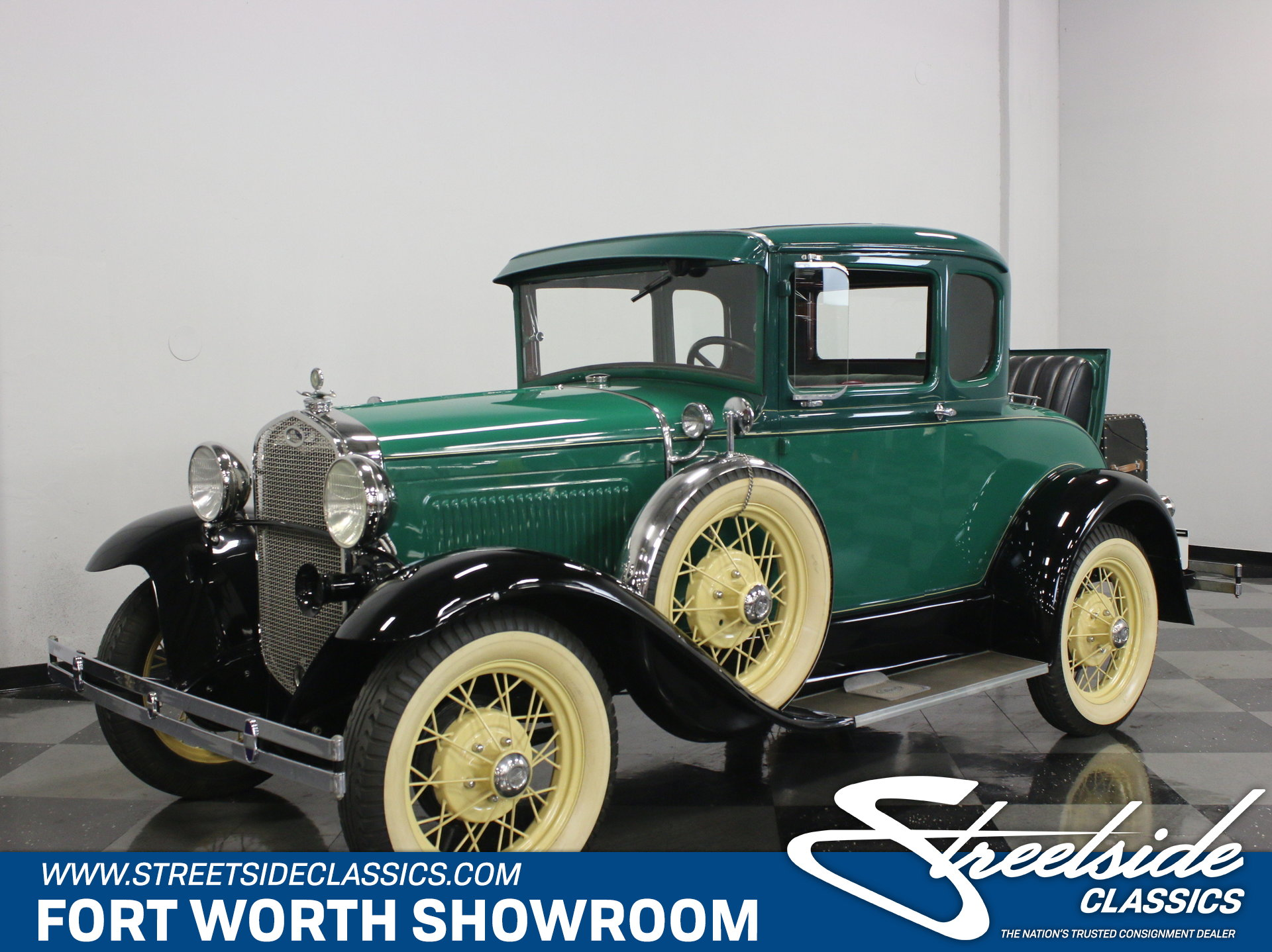 1930 Ford Model A Streetside Classics The Nation S