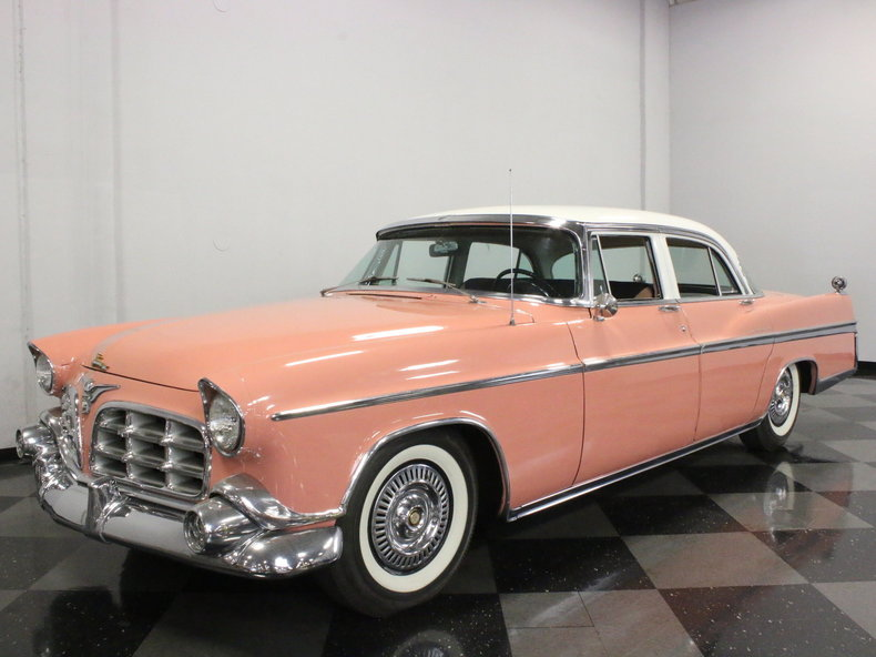 For Sale: 1956 Chrysler Imperial