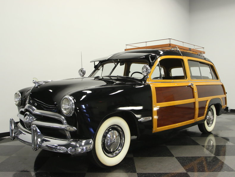 For Sale: 1949 Ford Woody Wagon