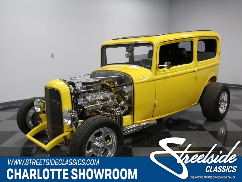 For Sale: 1932 Ford 2 Door Sedan