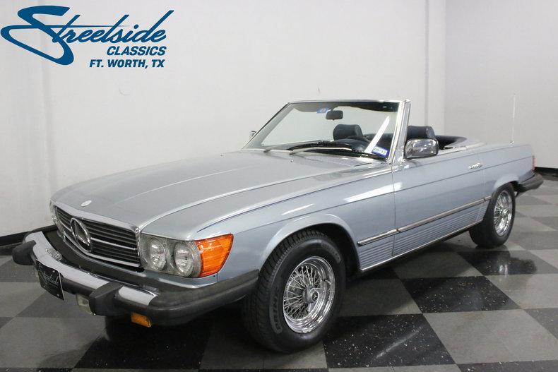 For Sale: 1980 Mercedes-Benz 450SL