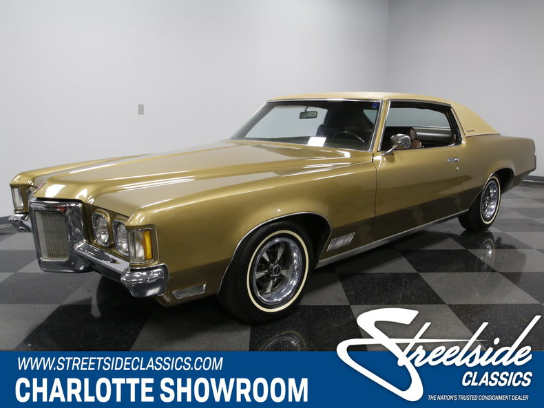 For Sale: 1970 Pontiac Grand Prix