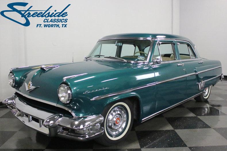 For Sale: 1954 Lincoln Capri