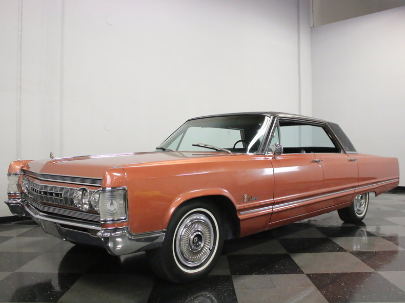 For Sale: 1967 Chrysler Imperial