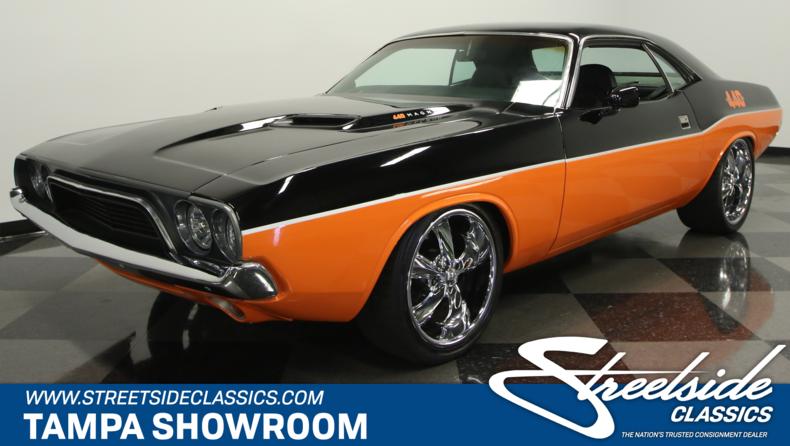 For Sale: 1972 Dodge Challenger