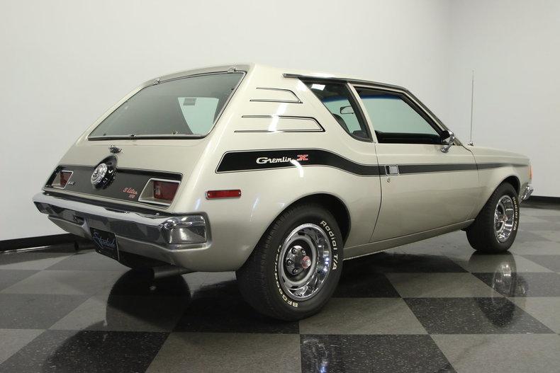 1973 amc gremlin streetside classics the nation 39 s trusted classic car consignment dealer. Black Bedroom Furniture Sets. Home Design Ideas