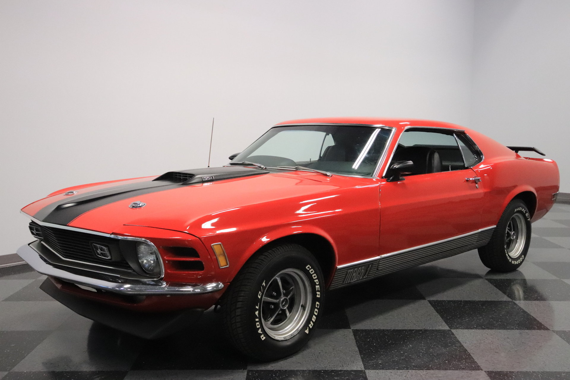 1970 Ford Mustang Streetside Classics The Nations Trusted Mach 1 View 360