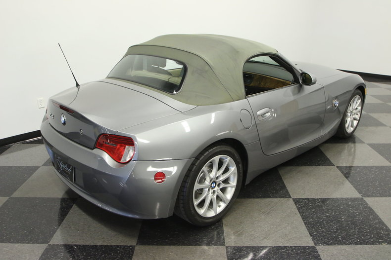 2008 Bmw Z4 3 0i Streetside Classics The Nation S Trusted Classic Car Consignment Dealer