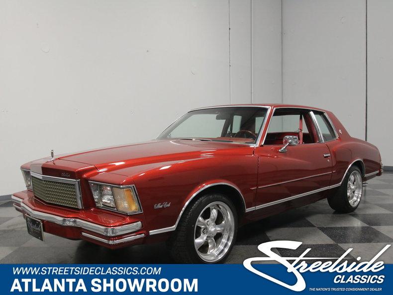 For Sale: 1978 Chevrolet Monte Carlo
