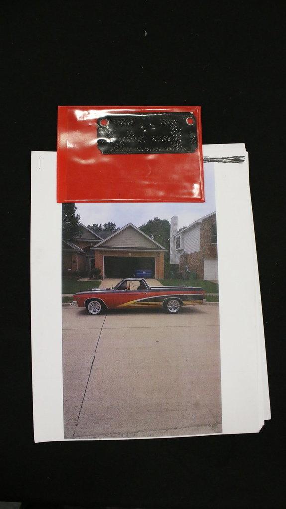 1967 Chevrolet El Camino | Streetside Classics - The Nation\'s ...