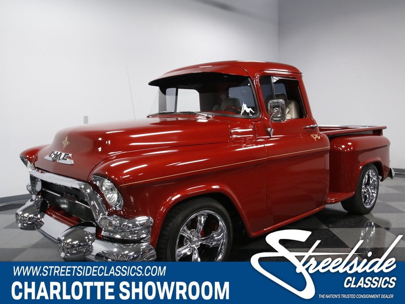 For Sale: 1956 GMC 100