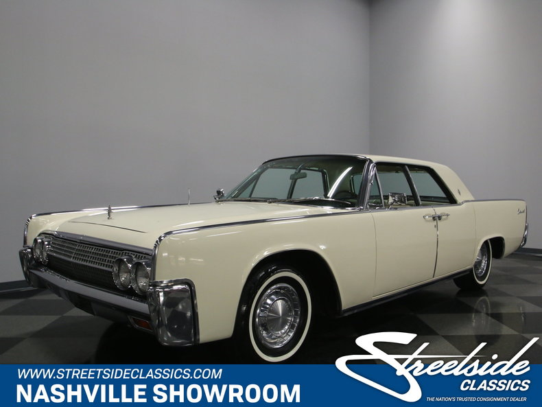 For Sale: 1963 Lincoln Continental