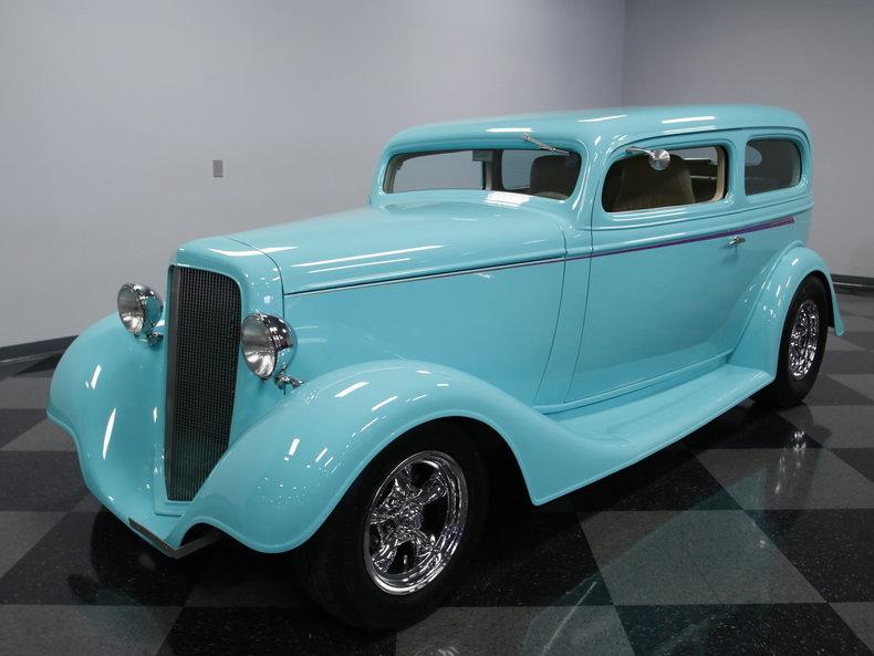 For Sale: 1935 Chevrolet Sedan