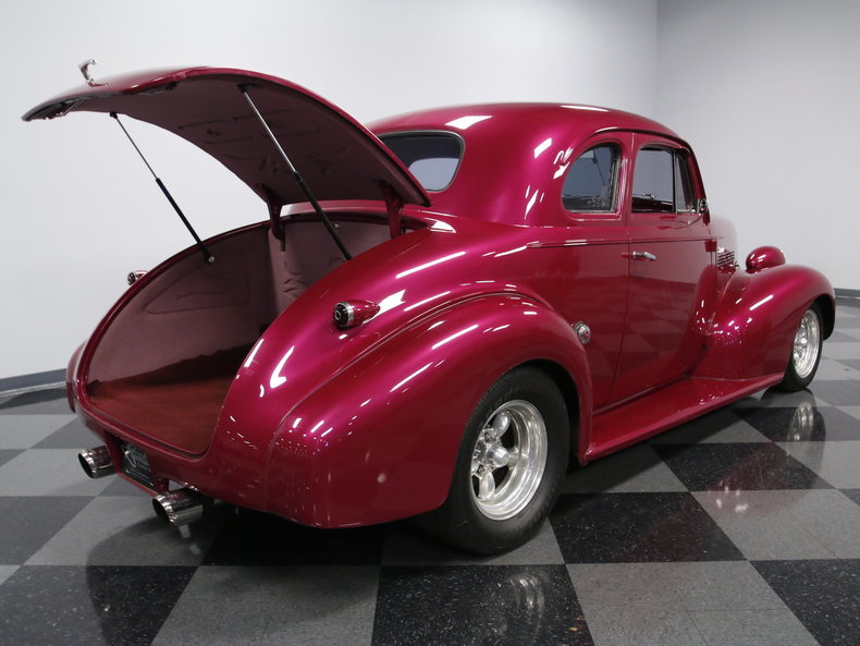 1939 Chevrolet 5 Window Coupe Streetside Classics Classic Exotic Car Consignment Dealer