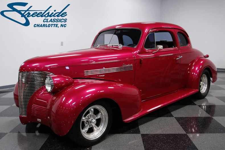 For Sale: 1939 Chevrolet 5 Window Coupe