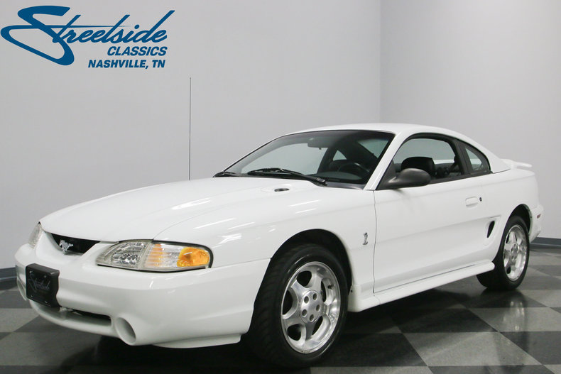 For Sale: 1995 Ford Mustang