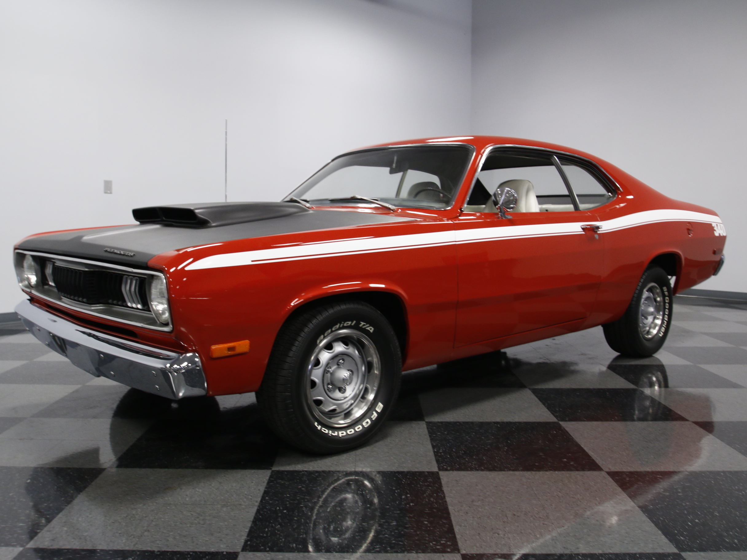 1972 Plymouth Duster Ebay