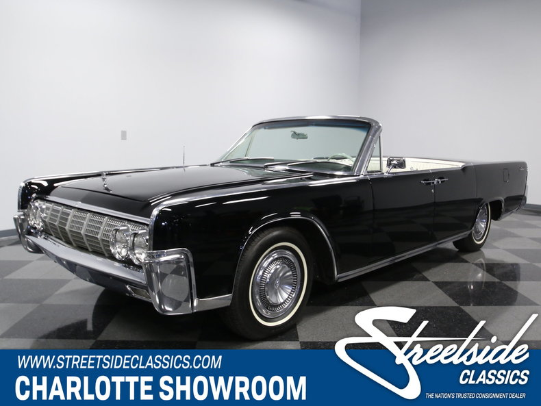 For Sale: 1964 Lincoln Continental