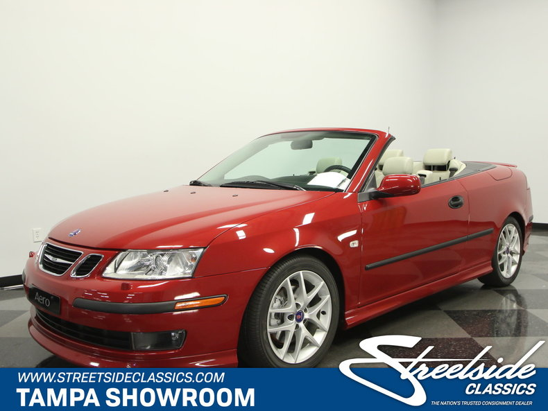 For Sale: 2005 Saab 9.3 Aero