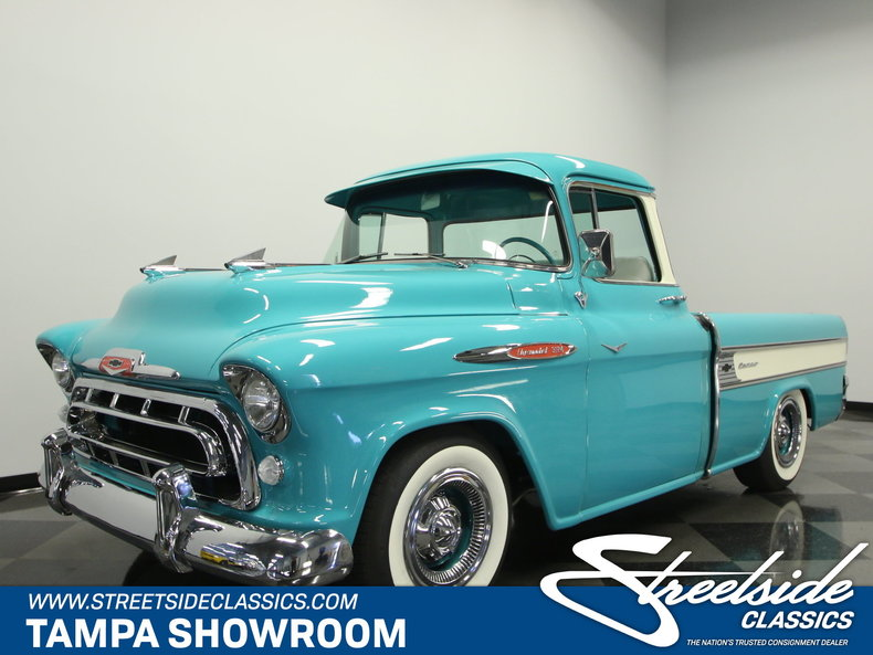 For Sale: 1957 Chevrolet Cameo