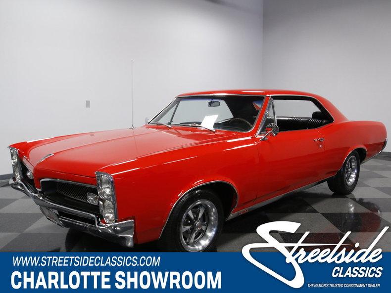 For Sale: 1967 Pontiac Tempest