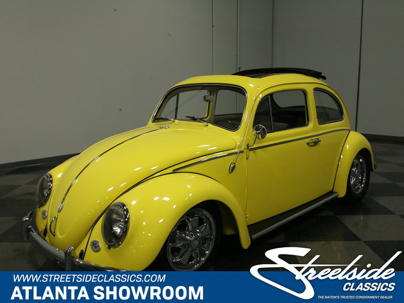 For Sale: 1960 Volkswagen Beetle