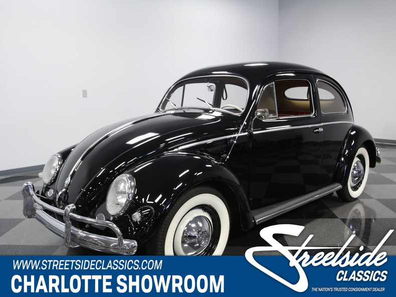 For Sale: 1957 Volkswagen Beetle