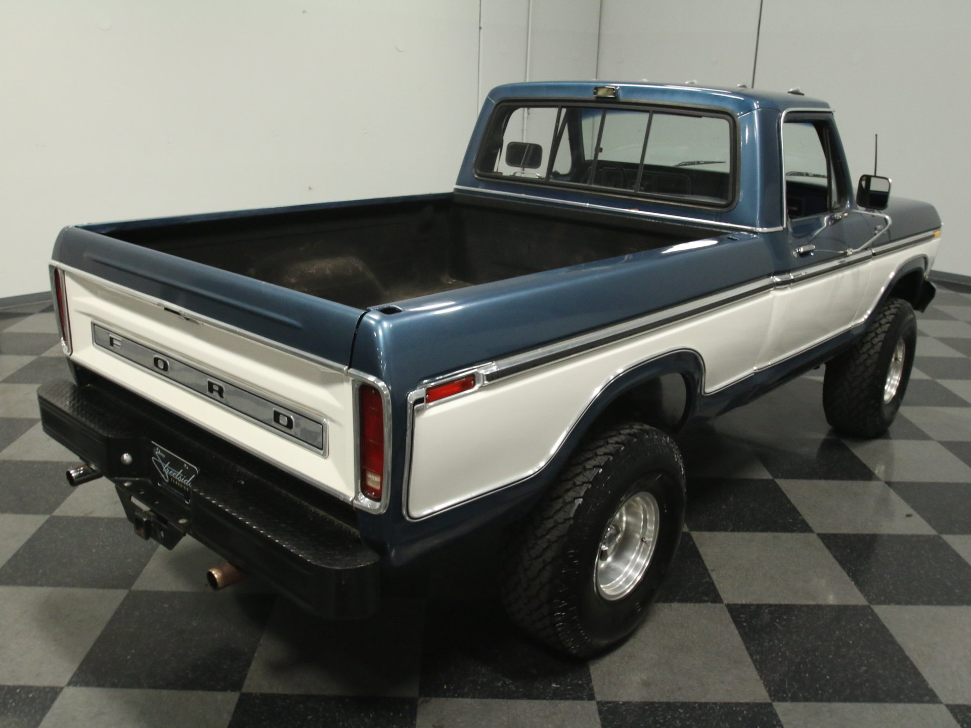 1979 Ford F 100 Streetside Classics The Nations Trusted Classic 1955 F100 Pickup Truck Kits View 360