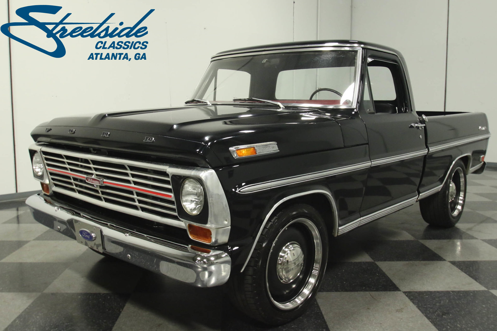 1969 Ford F 100 Streetside Classics The Nations Trusted Classic 250 Crew Cab 4x4 For Sale Show More Photos