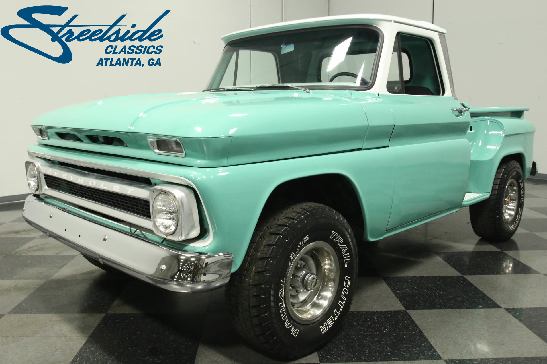 Inventory My Classic Garage 1968 Chevy C10 Stepside 4x4