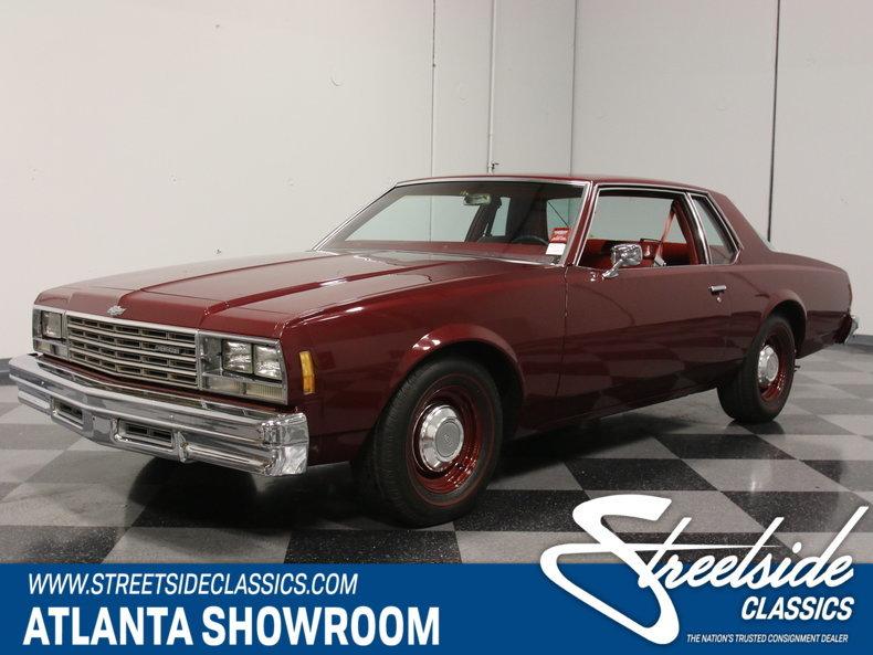 For Sale: 1978 Chevrolet Impala