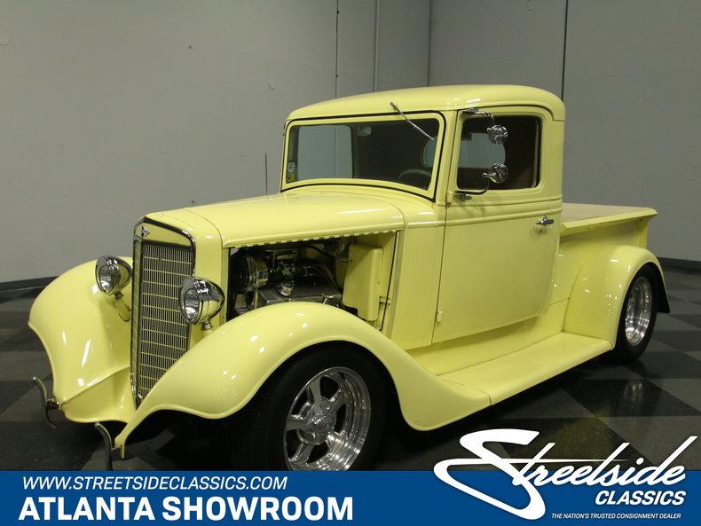 1937 International Truck