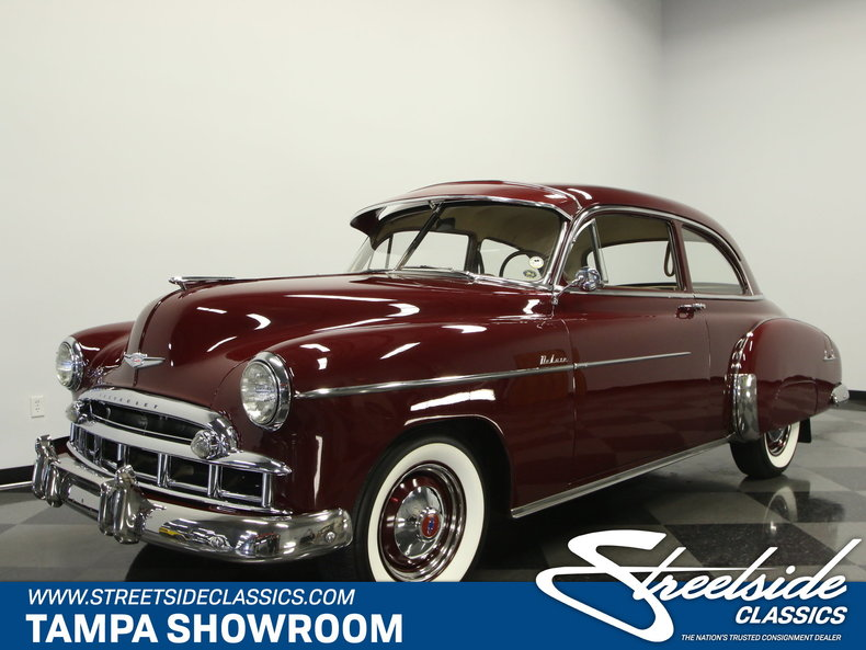 For Sale: 1949 Chevrolet Styleline