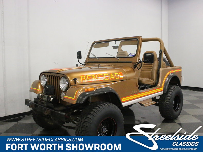 For Sale: 1986 Jeep CJ7
