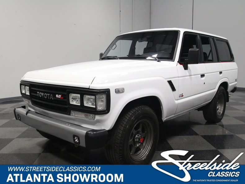 For Sale: 1989 Toyota FJ62 Land Cruiser