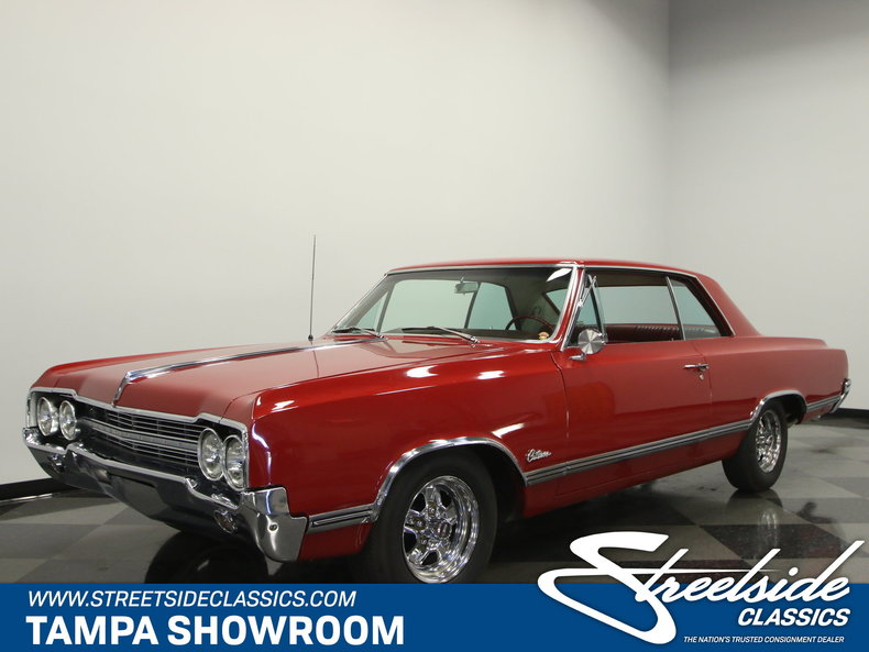 For Sale: 1965 Oldsmobile Cutlass