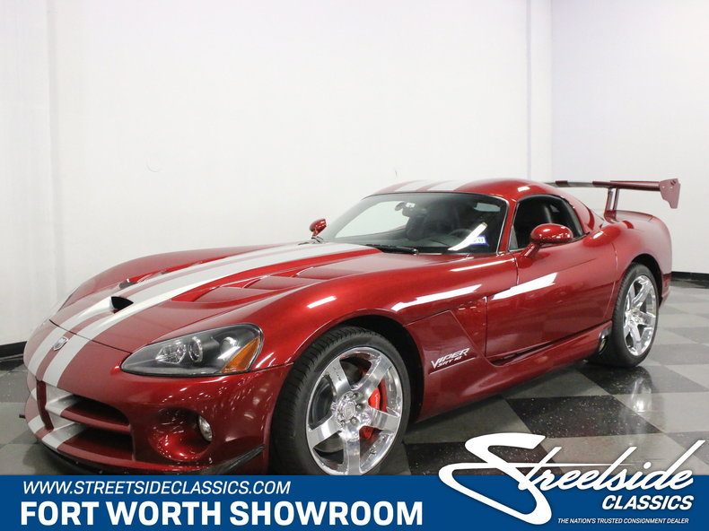For Sale: 2008 Dodge Viper