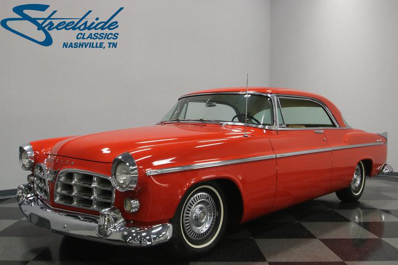 For Sale: 1955 Chrysler C-300