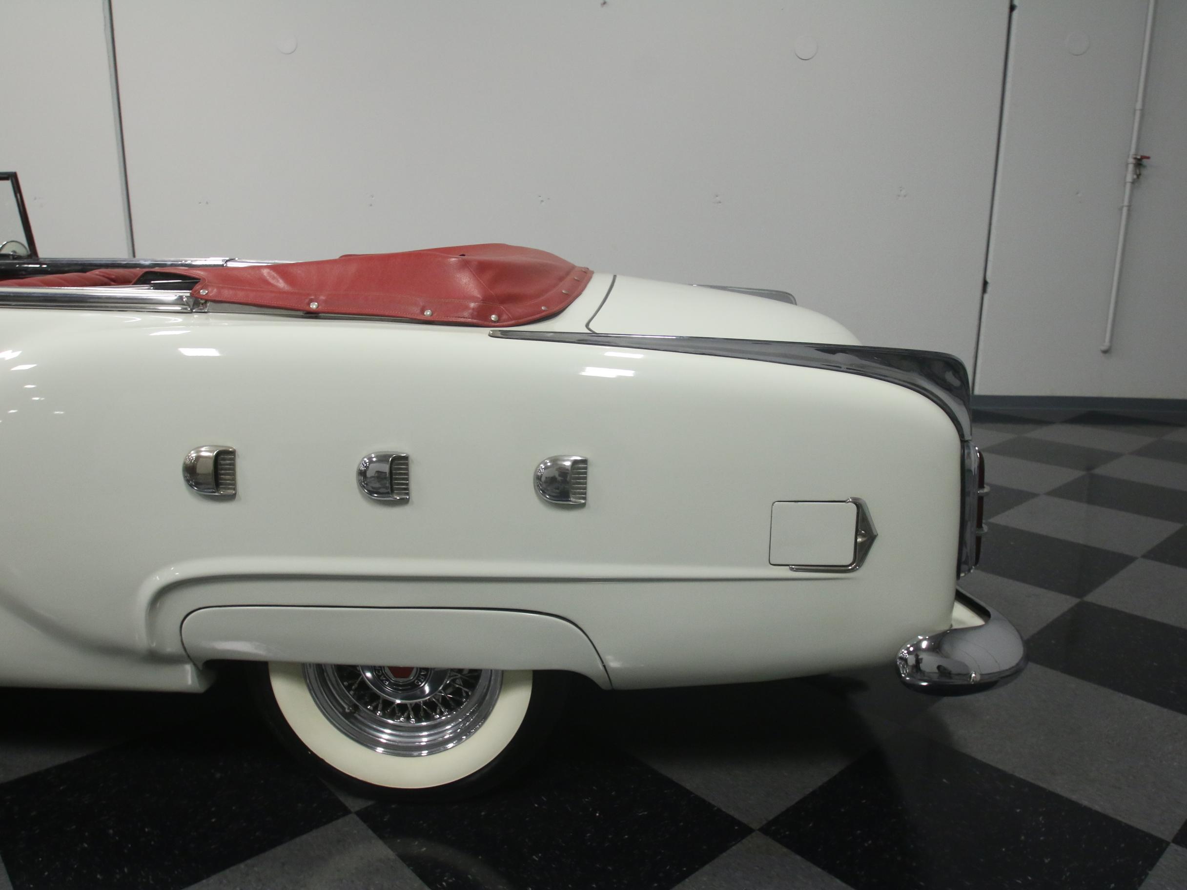 3589-ATL | 1951 Packard 250 Convertible | Streetside Classics