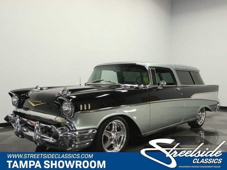 For Sale: 1957 Chevrolet Nomad
