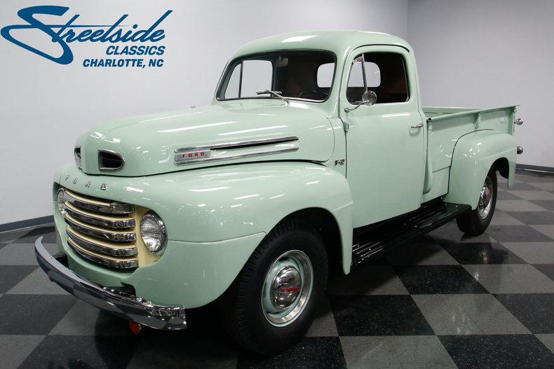 For Sale: 1948 Ford F-2