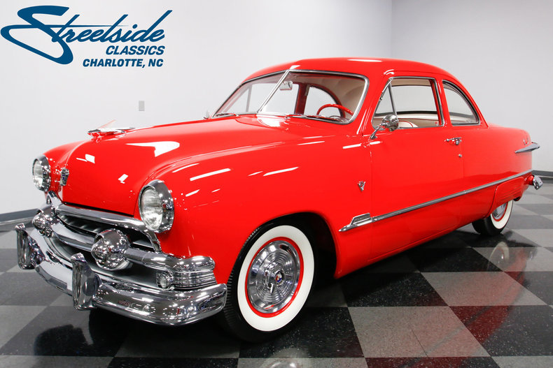 For Sale: 1951 Ford Custom Deluxe
