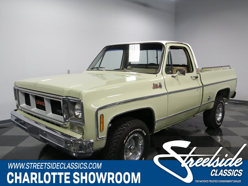 For Sale: 1973 GMC K-15
