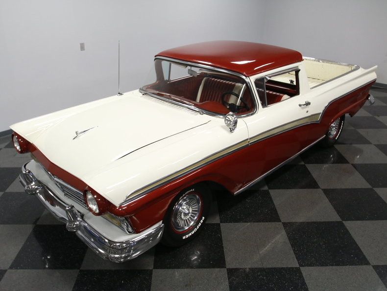 based on 20 down over 96 months for sale 1957 ford ranchero