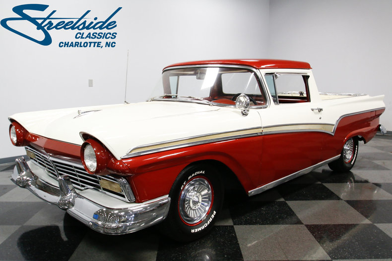 For Sale: 1957 Ford Ranchero