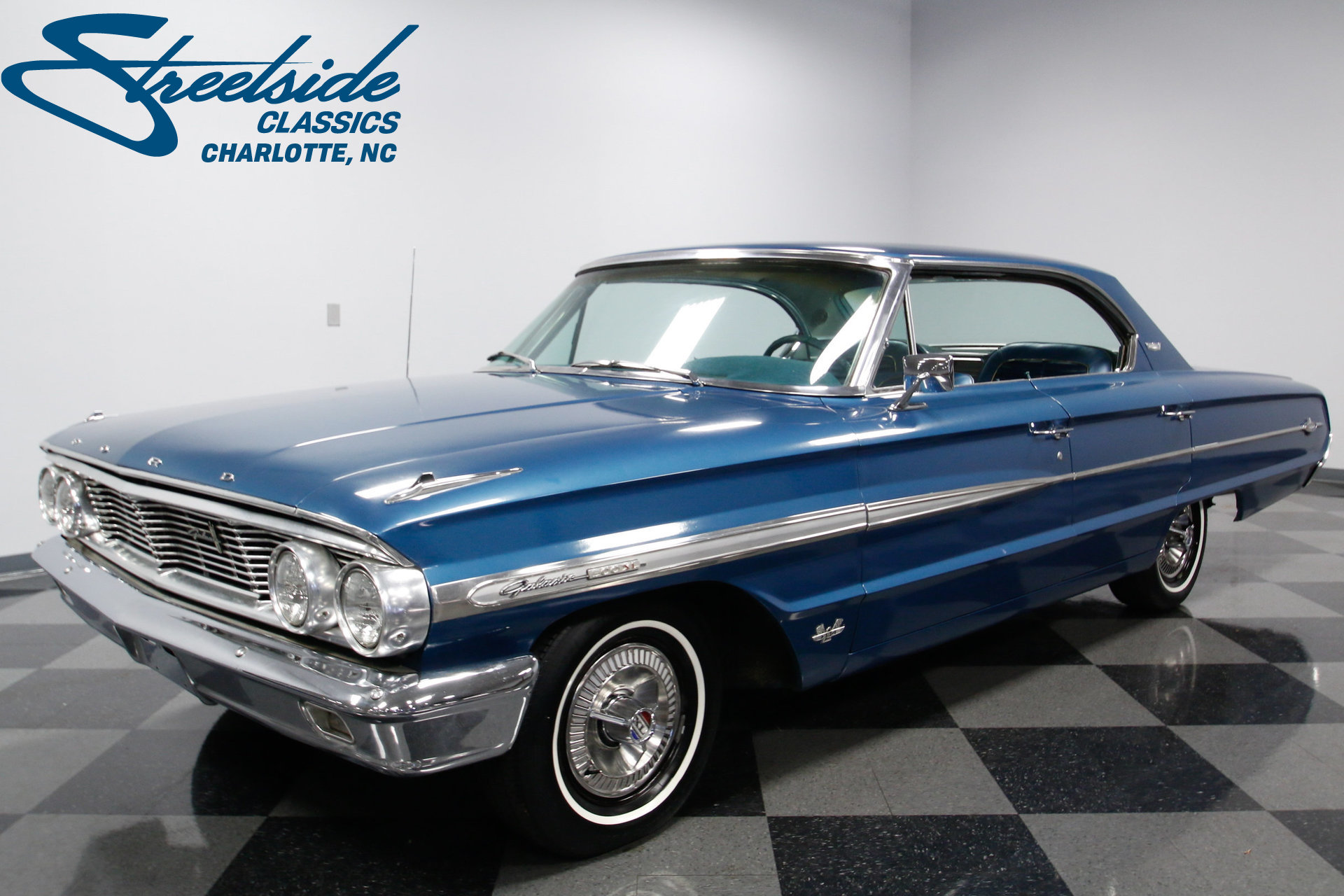 1964 ford galaxie 500 xl for sale 48996 mcg. Black Bedroom Furniture Sets. Home Design Ideas