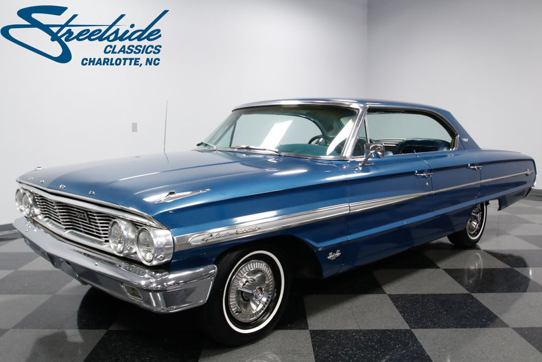 Ford Dealership Phoenix >> 1964 Ford Galaxie | Streetside Classics - The Nation's Trusted Classic Car Consignment Dealer