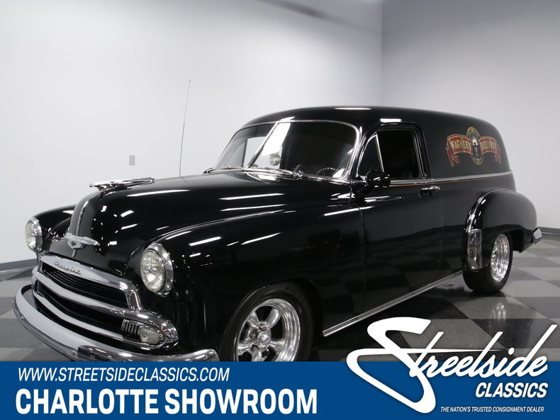 For Sale: 1951 Chevrolet Panel Delivery