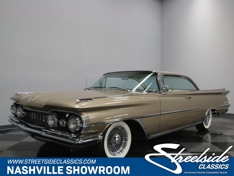 For Sale: 1959 Oldsmobile 98