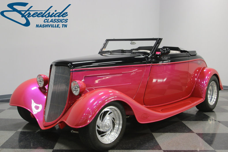 For Sale: 1933 Ford Cabriolet
